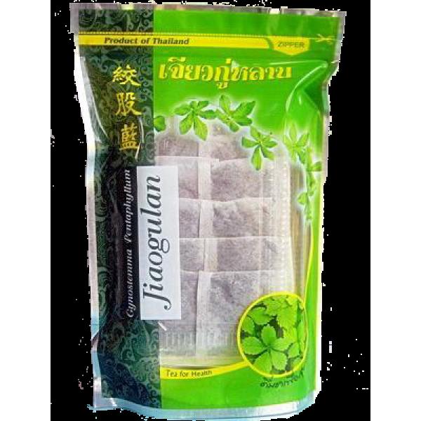 Čaj Jiaogulan (Gynostema päťlistá ) 100% čistý - varné sáčky (30ks) (Dočasne vypredané)